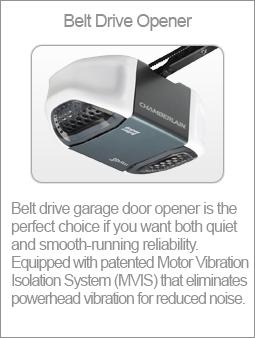 Belt Drive Opener