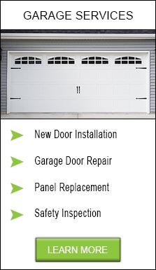 Services we offer for garages