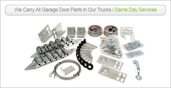 Parts we carry in our trucks
